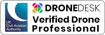 Dronedesk verified badge